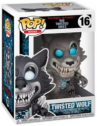 The Twisted Ones - Twisted Wolf Vinylfiguur 16