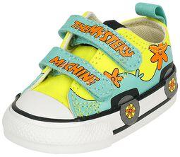 Chuck Taylor All Star Hi - Scooby Mystery