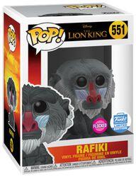Rafiki (Flocked) (Funko Shop Europe) Vinylfiguur 551
