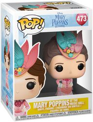 Mary Poppins at the Music Hall Vinylfiguur 473
