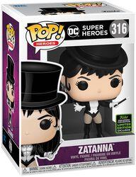 DC Heroes ECCC 2020 - Zatanna Vinyl Figure 316