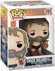 Cast Away Chuck Noland and Wilson Vinylfiguur 791