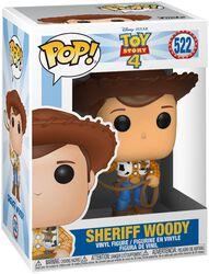 4 - Sherrif Woody Vinylfiguur 522