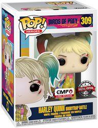 Harley Quinn Boobytrap Battle Vinylfiguur 309