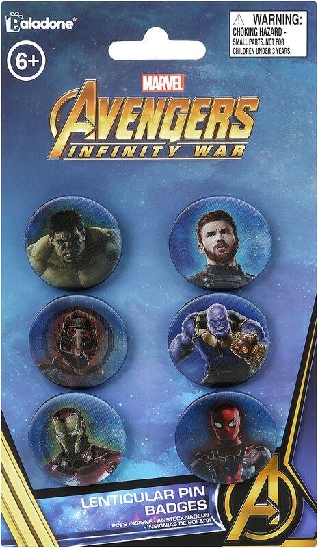Infinity War - Character and Icons
