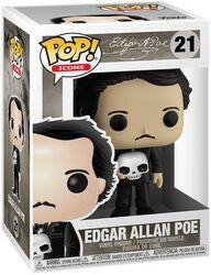 Edgar Allan Poe Edgar Allen Poe Vinylfiguur 21