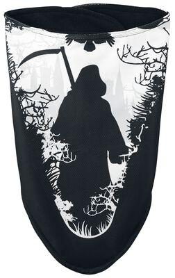 Grim Reaper Biker Mask