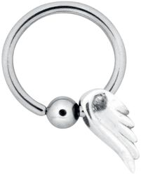 Winged Clip-In Ring