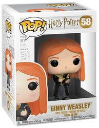 Ginny Weasley with Diary Vinylfiguur 58