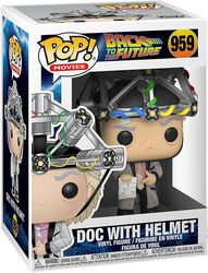 Doc with Helmet Vinylfiguur 959