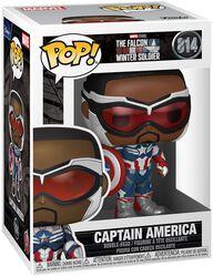 Captain America Vinylfiguur 814