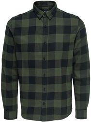 Gudmund LS Checked Shirt