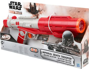 The Mandalorian - Death Trooper Deluxe Nerf Blaster