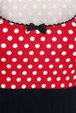 Red Dots Basic Shirt