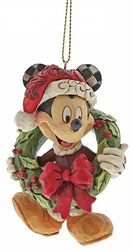 Mickey Christmas Bauble