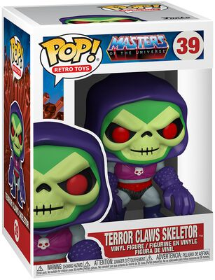 Terror Claws Skeletor Vinylfiguur 39