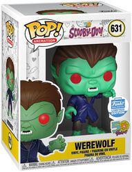 Scooby Doo Werewolf (Funko Shop Europe) Vinylfiguur 631