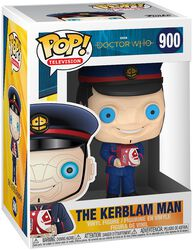 The Kerblam Man Vinylfiguur 900