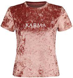 Karma Velvet Tee