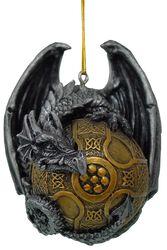 Dragon Kerstbal