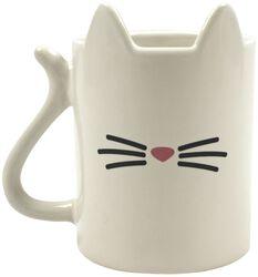 Animal Coffee Mug Cat