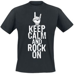 Keep Calm And Rock On