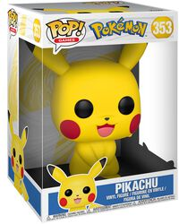 Pikachu (Life Size Pop!) Vinylfiguur 353