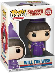 Season 3 - Will The Wise Vinylfiguur 805