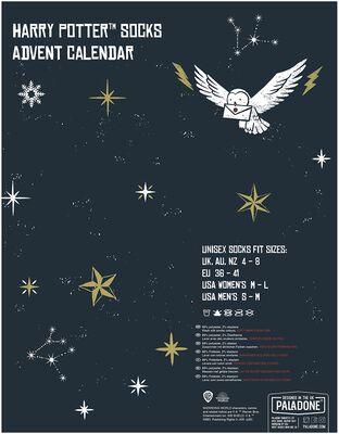 Hogwarts Socks Christmas Advent Calendar 2020