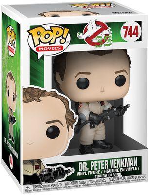 Dr. Peter Venkman Vinylfiguur 744