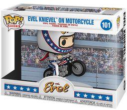 Evel Knievel Evel Knievel (Pop! Rides) Vinylfiguur 101
