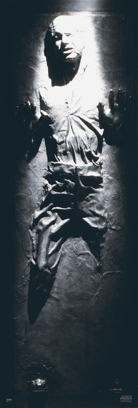 Han Solo Carbonite