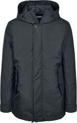 Hooded Long Jacket