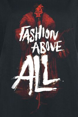 Fashion Above All