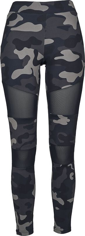 Ladies Camo Tech Mesh Leggings