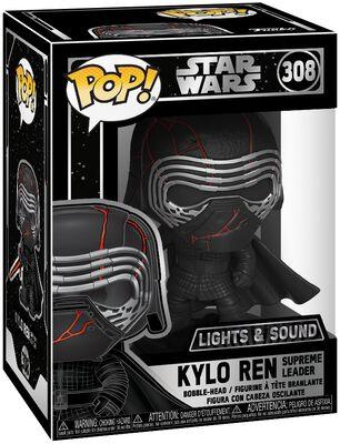 Episode 9 - The Rise of Skywalker - Kylo Ren (Lights and Sound) Vinylfiguur 308