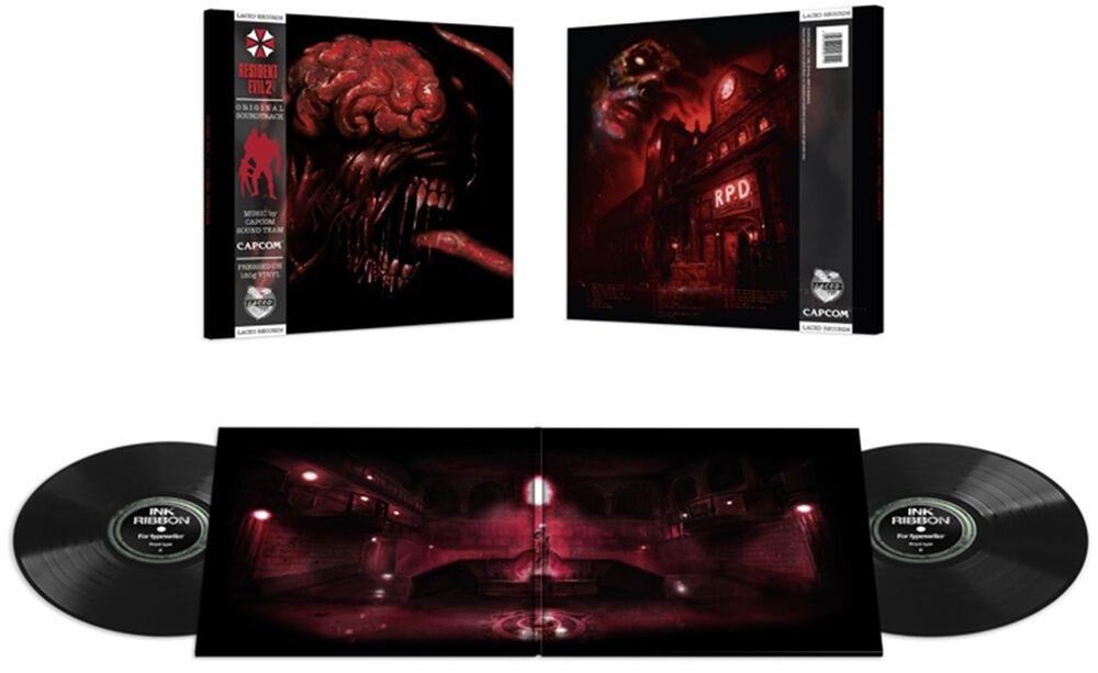 Resident Evil 2 - Original Soundtrack