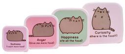 Snack Box Set van 4