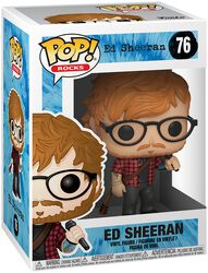Ed Sheeran Rocks Vinylfiguur 76