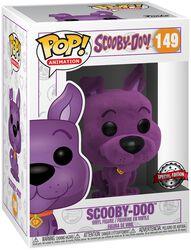 Scooby-Doo (Purple Flocked) Vinylfiguur 149