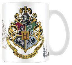 Hogwarts - House Crest