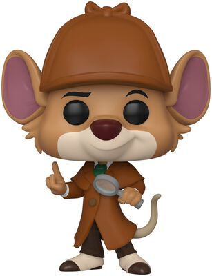 Basil the Great Mouse Detective Basil Vinylfiguur 774