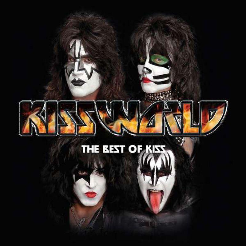 Kissworld - The best of Kiss