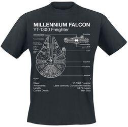Millennium Falcon - Blueprint