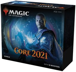 Core Set 2021 - Bundle englisch