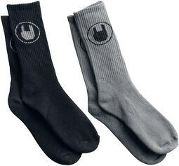 Socks Double Pack