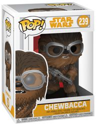 Solo: A Star Wars Story - Chewbacca Vinylfiguur 239
