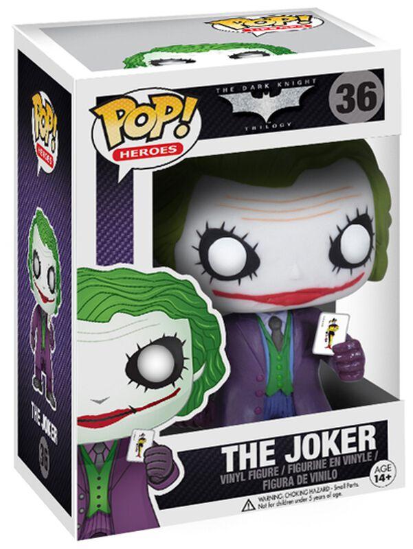 The Dark Knight Trilogy - The Joker Vinylfiguur 36