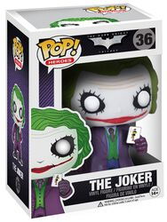 The Dark Knight Trilogy - The Joker Vinylfiguur 36