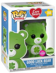ECCC 2018 - Good Luck Bear (Flocked) Vinylfiguur 355